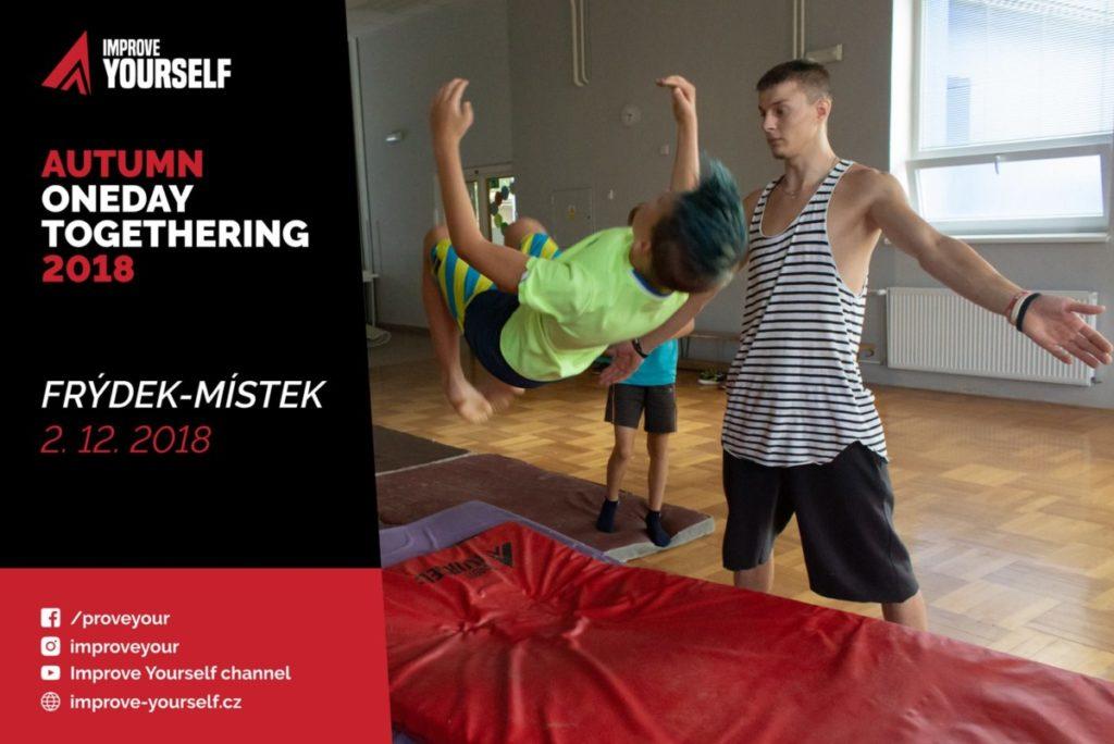 Autumn OneDay Togethering 2018 – Frýdek-Místek 2.12.2018