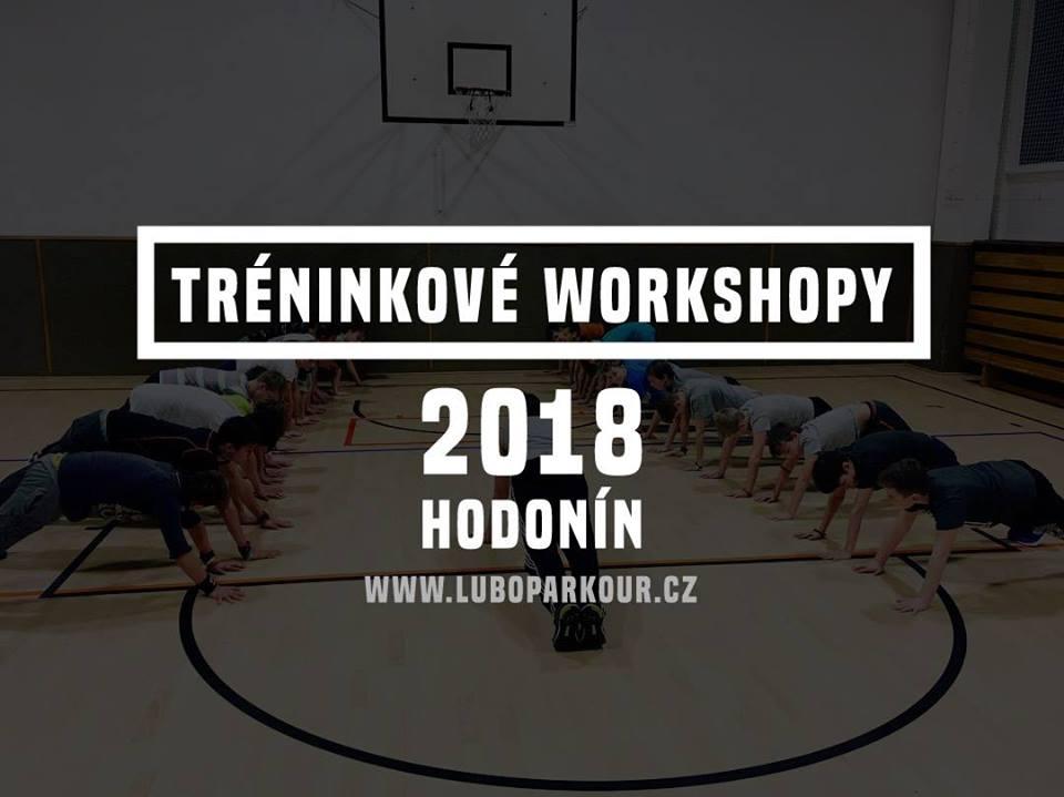 Tréninkový workshop Side flip #01 Hodonín (20.1.2019)