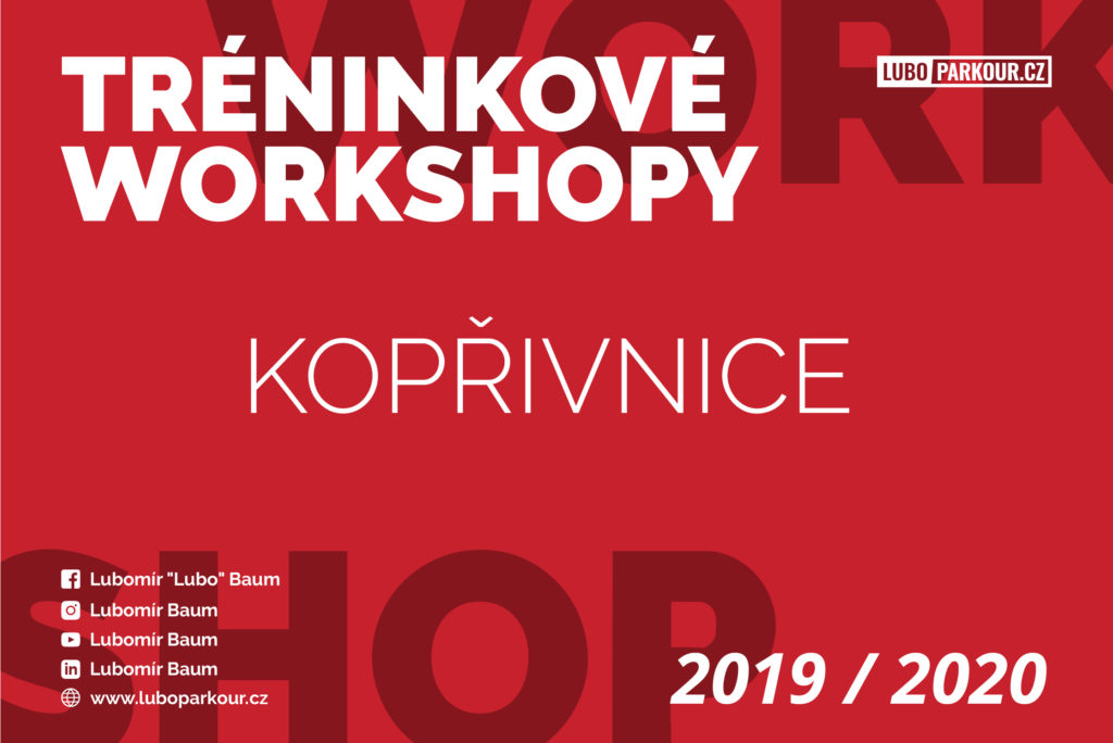 Tréninkový workshop – Back flip #01 – Kopřivnice ( 04.11.2019 )