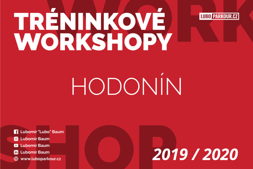 Tréninkový workshop – Advanced flips #01 (24.11.2019) HODONÍN