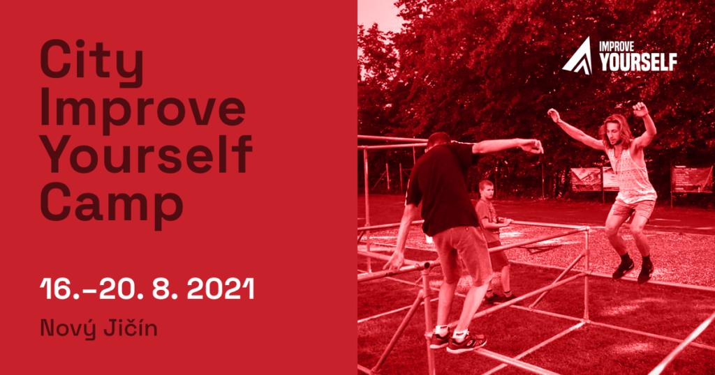 City Improve Yourself Camp 2021 – Nový Jičín (16.8. – 20.8. 2021)